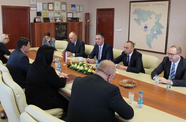 Милићевић и Голићева: Везе између Војводине и Српске све јаче