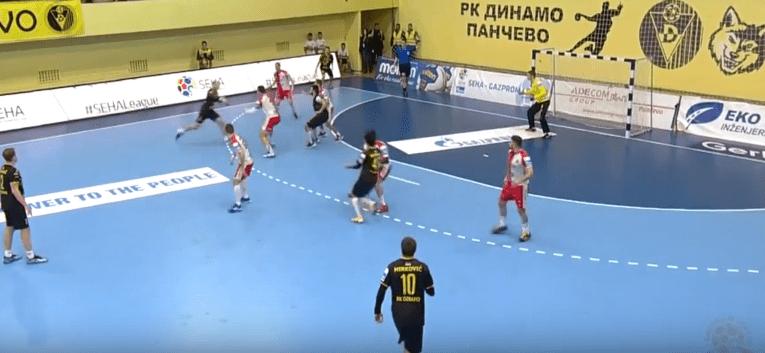 SEHA: Dinamo preokretom do nove pobede nad Vojvodinom