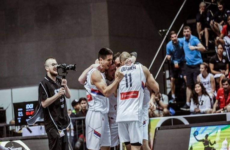 Србија је поново 3х3 шампион света!