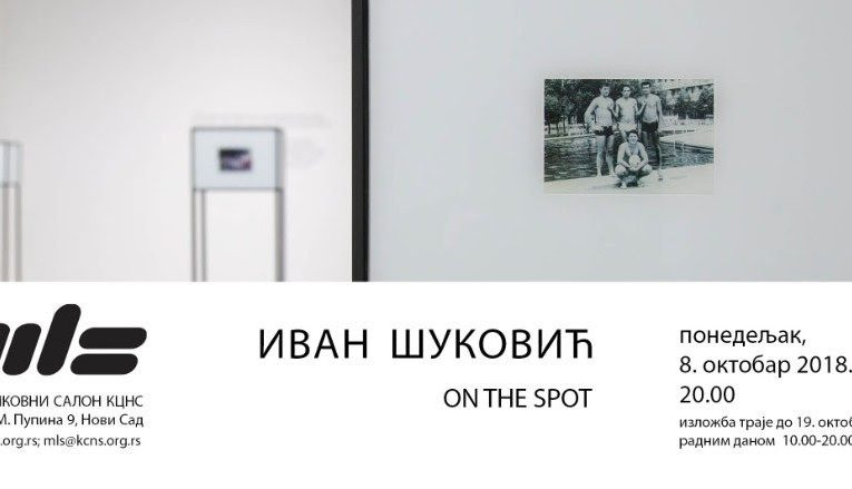 """Izložba """"On the spot"""" – digitalna instalacija Ivana Šukovića od 08. oktobra u Malom likovnom salonu"""