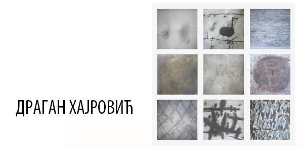 Izložba Dragana Hajrovića od 10. decembra u Likovnom salonu