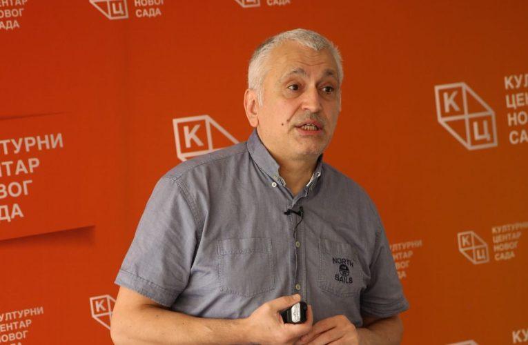 """Предавање Данила Копривице на тему """"Суочавање са прошлошћу – досије Јермени"""" можете погледати на званичном Јутјуб каналу КЦНС"""