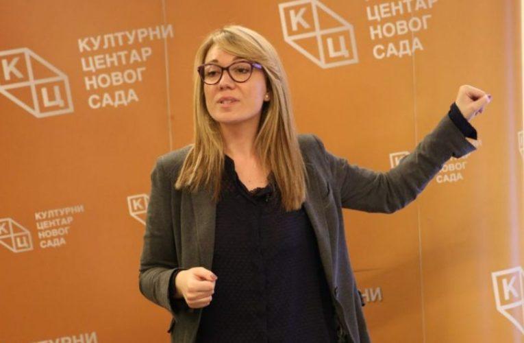 """Предавање Миреле Лончар на тему """"Активности Организације исламске сарадње у циљу ширења Уме:случај такозваног Косова"""" 11. септембра на Jутјуб каналу КЦНС"""