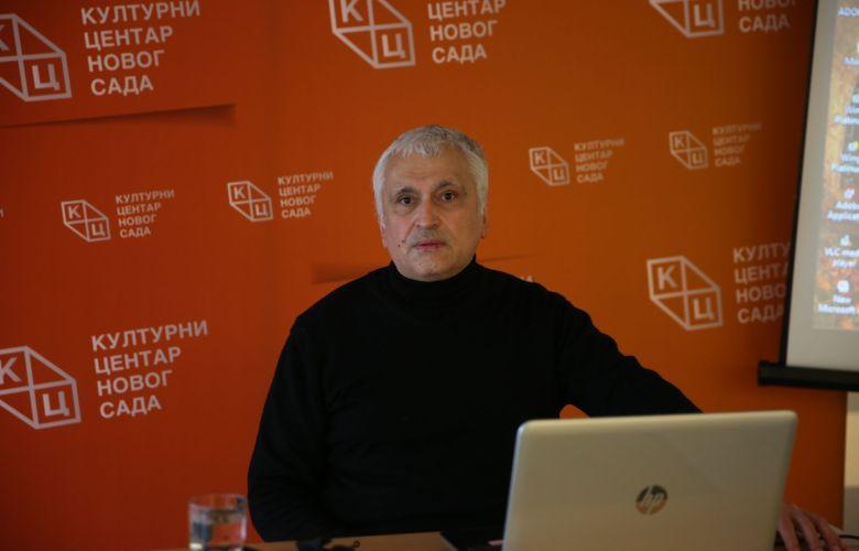 """Предавање Данила Копривице на тему """"Досије СИРИЈА"""" на Jутјуб каналу КЦНС"""