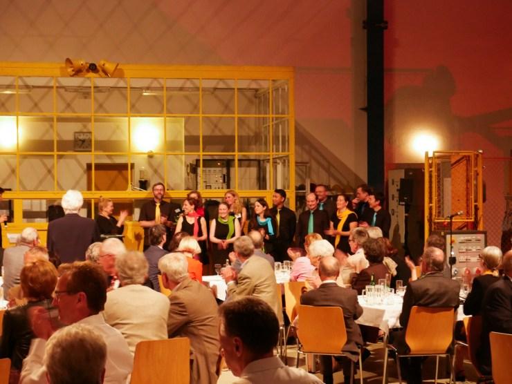 Assistententreffen der Professur für Hochspannungs- und Hochstromtechnik der TU Dresden