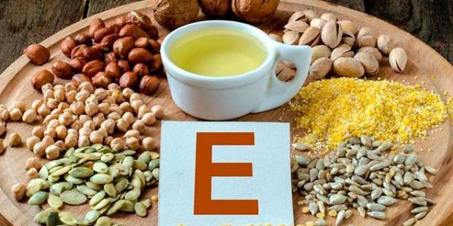 Витамин Е для женщин