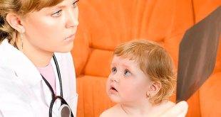 Симптомы воспаления легких у детей