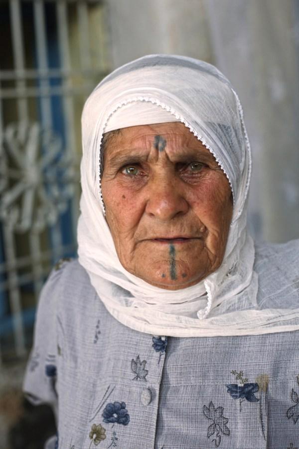 Турчанки делают тату из грудного молока и сажи Вокруг Света