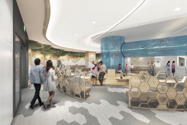 На Тайване открыли новый туробъект: великолепный аквариум ...