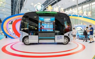 Baidu Launches Self-Driving Taxi Service in Beijing