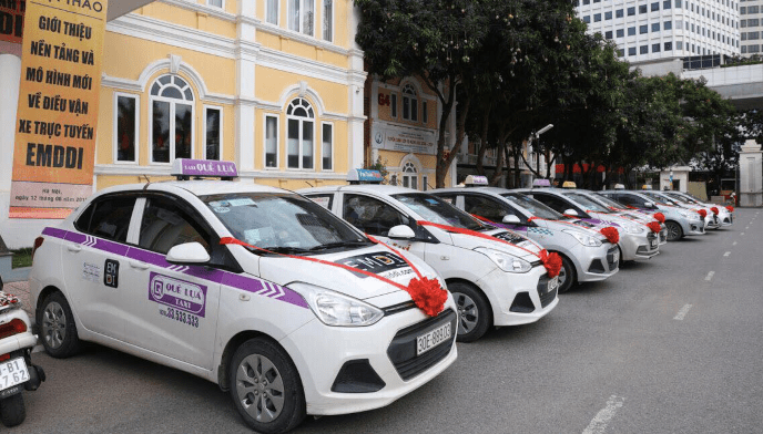 EMDDI Raises Funding to Allow Users to Connect to 30K Taxis Across Vietnam on A Single Platform