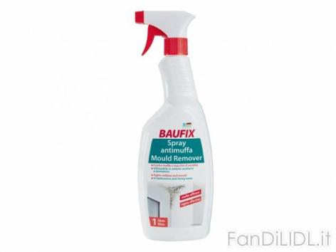 Traspirante,antimuffa naturale contro muffe e funghi. Spray Antimuffa Pulizia Della Casa Sistemazione Volantinolidl It Le Ultime Offerte Lidl
