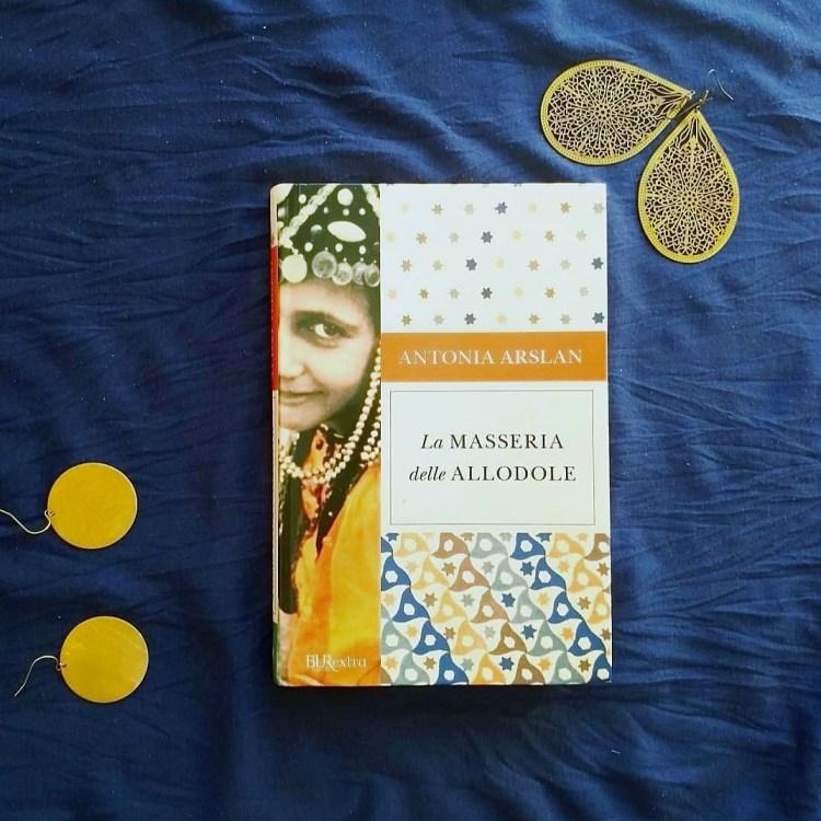 Recensione del libro di Antonia Arslan La masseria delle allodole (Bur 2007).