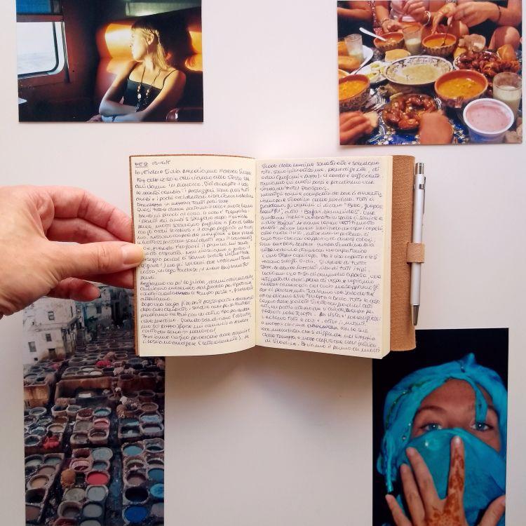 In viaggio Marocco è il primo racconto della serie In viaggio. Il racconto è di Chiara Mancinelli.
