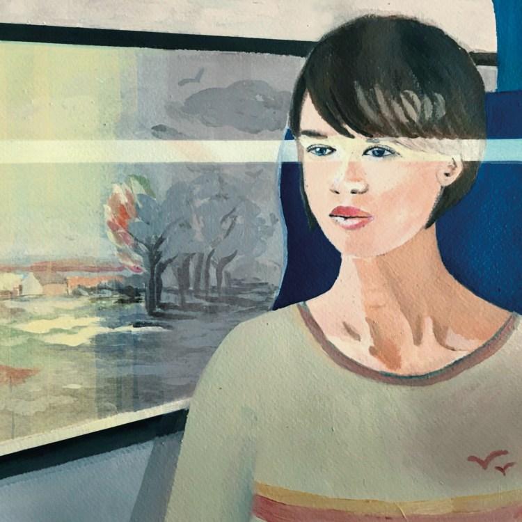 La dirección correcta, cuento de Chiara Mancinelli, ilustración de Daniela Calandra