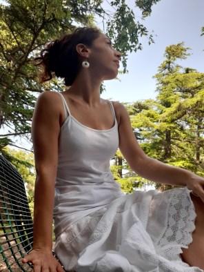 Caterina Salomone (Trieste 1984). Ama viaggiare. È insegnante di Yoga. Partecipa al blog con i racconti di viaggio. Caterina Salomone (Trieste 1984). She loves travelling and she writes travelling short tales. She is a Yoga teacher.