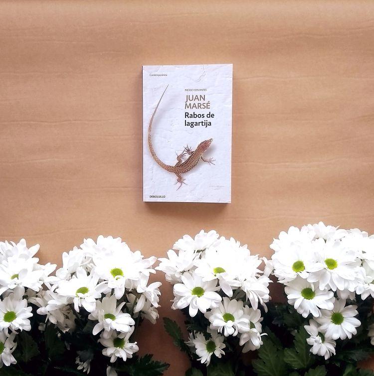 Reseña del libro Rabos de lagartija de Juan Marsé