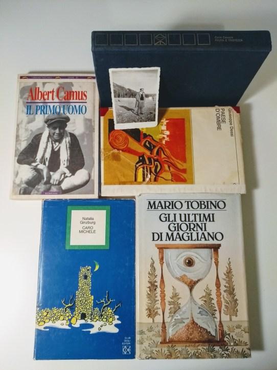 Storie di libri - I libri di Nonno Nino - Chiara Mancinelli