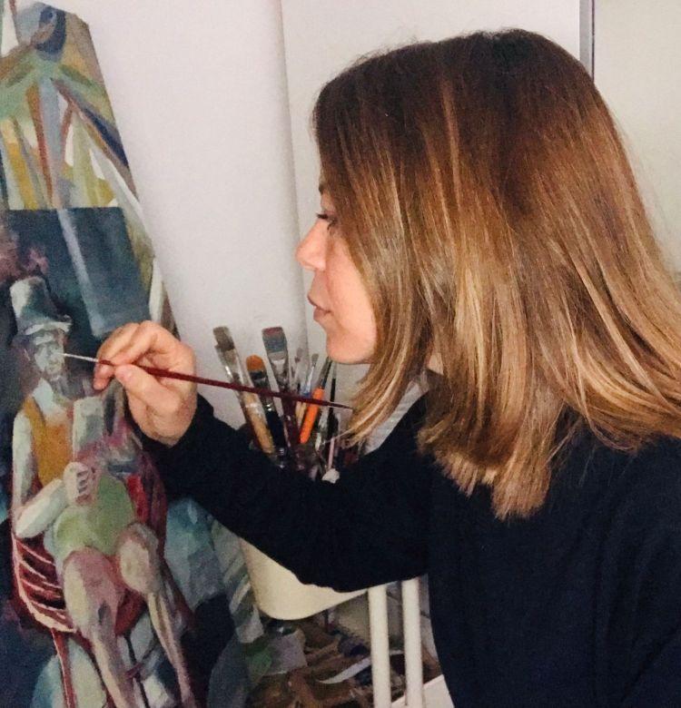 Daniela Calandra illustratrice