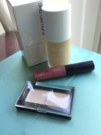 Shu_Uemura_Face_Architect_Foundation_and_other_purchases