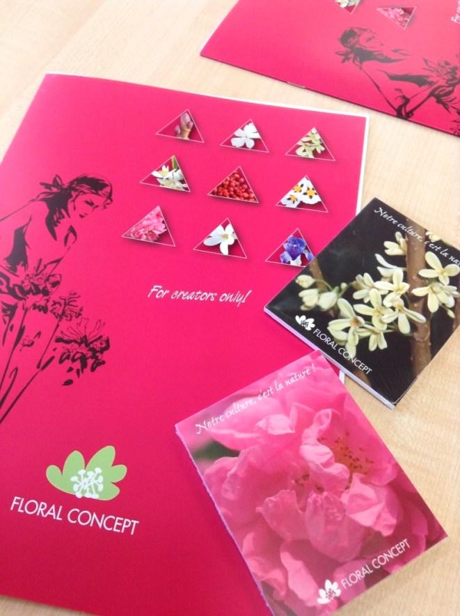 Floral Concept presentation