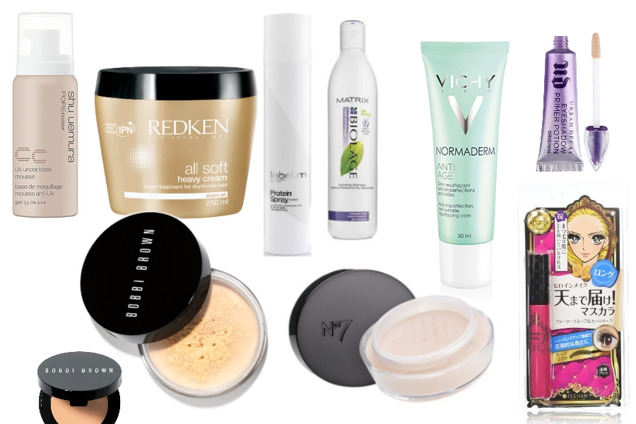 Holy Grail Interlude     these are the beauty products I never want to     Holy Grail must have beauty products