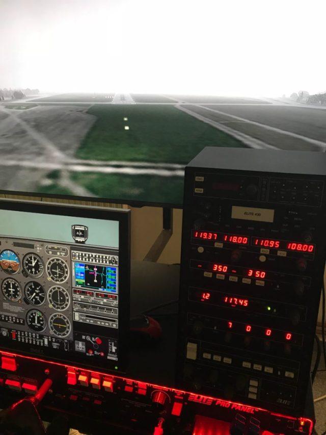ILS Approach RWY 22 LKMT