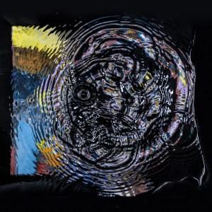 Réminiscence #22 - 60 x 60 cm