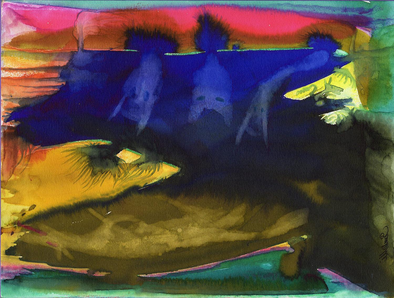 santelli-ombresdelalande-dessin-aquarelle