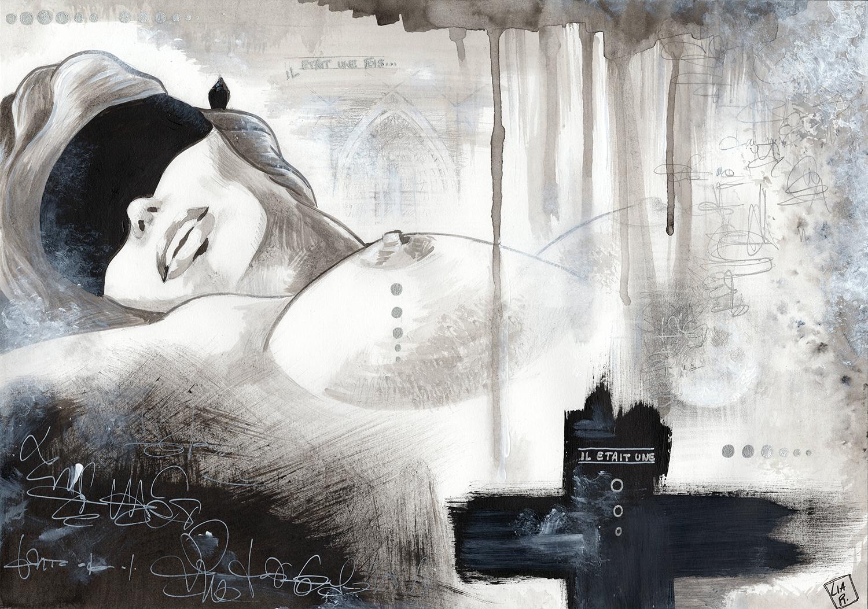 Lia-R_Reve-erotique-1_acrylique-sur-canson