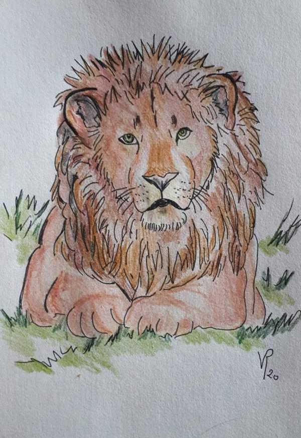 Véronique Redon - Le Lion
