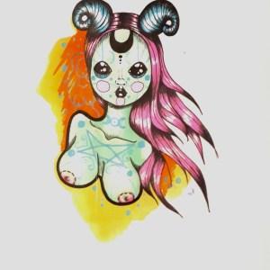 Bisou Belette – Lil' Monster