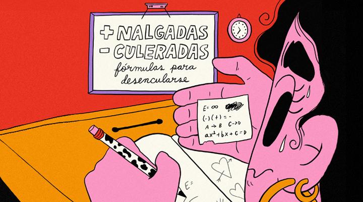 + Nalgadas – Culeradas