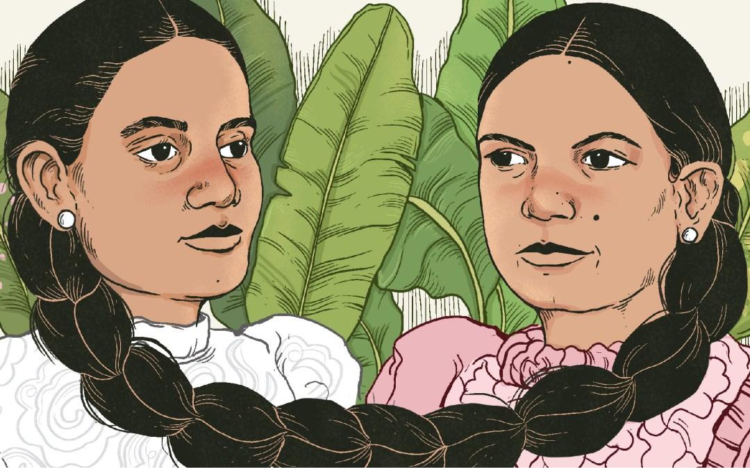 """""""Ser comadres es ser familia"""": Lido Pimienta y Liliana Saumet"""