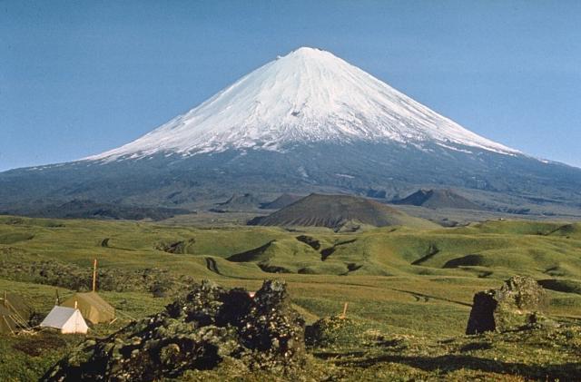 Volcano index photo