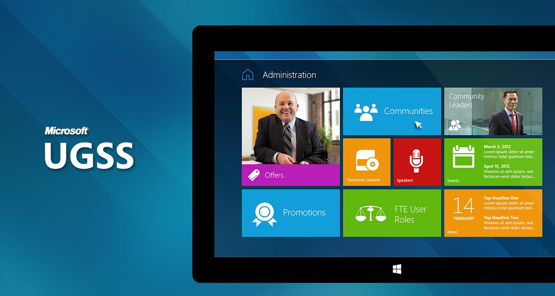 Microsoft UGSS