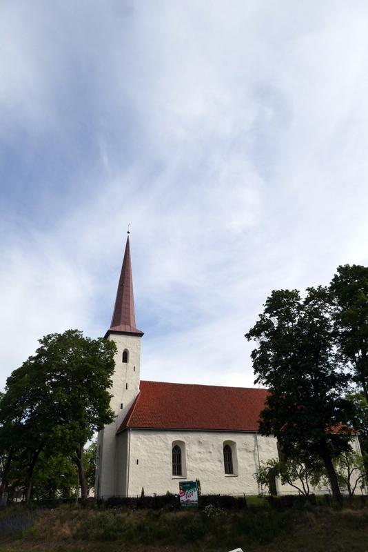 Jõhvi Church of St. Michael.