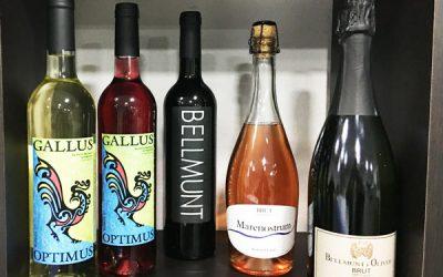 Wine cellar in Cabanes