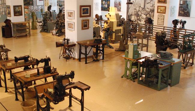 Museo del calzado en Elda