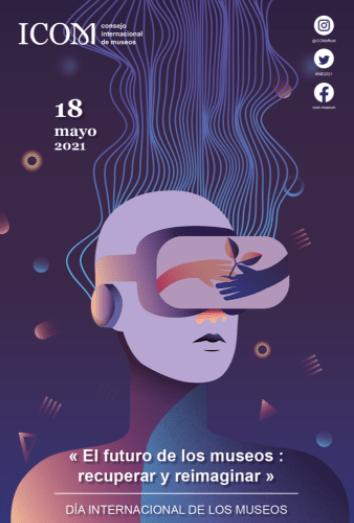 Cartel Día Internacional Museos
