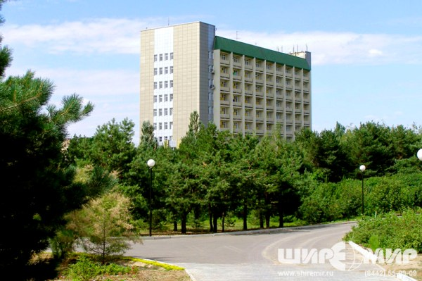 Санаторий «Волгоград» / центр реабилитации (Волгоград ...