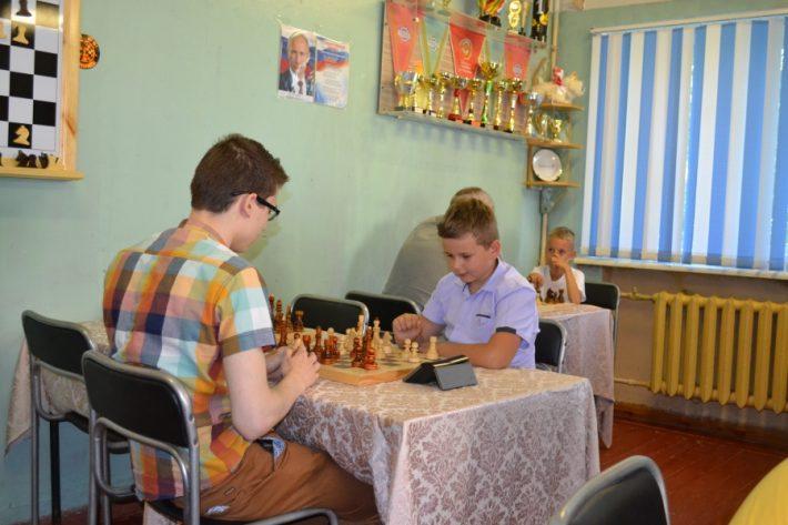 К Международному дню шахмат