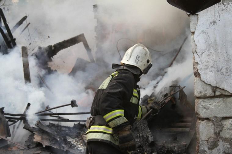 Пожар унёс жизнь волховчанки