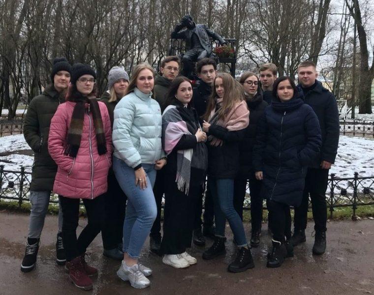 Победители Лицейского турнира в Пушкине