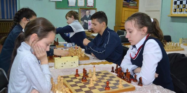 Успешный отборочный турнир для юных шахматистов