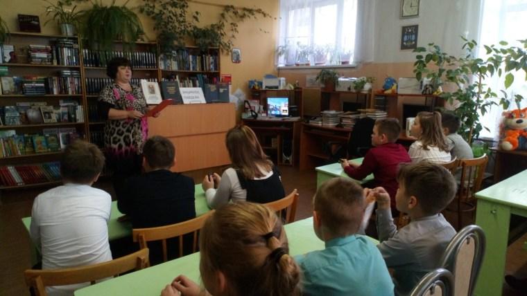 Школьники Сясьстроя отметили день рождения И.В. Даля