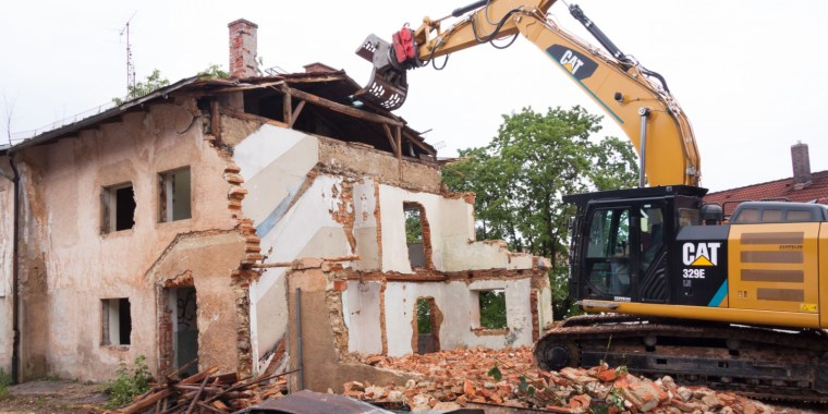 О программе расселения аварийного жилья в Сясьстрое