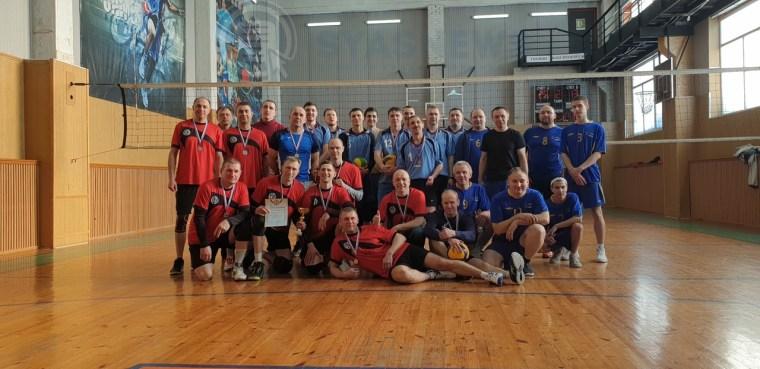 Сясьстрой принял турнир по волейболу