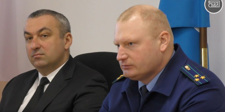 Назначен новый прокурор Волховского района