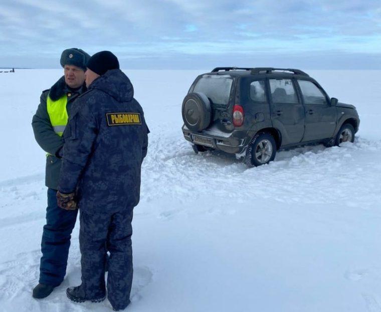 Спасатели и инспекторы проверили Свирь
